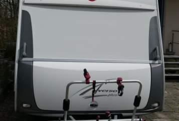 Caravan Bürstner  Wopper in Wessobrunn huren van particulier