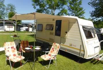 Caravan Sterckeman Campy in Berg huren van particulier
