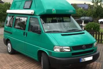 Kampeerbus VW Grisu in Rheda-Wiedenbrück huren van particulier