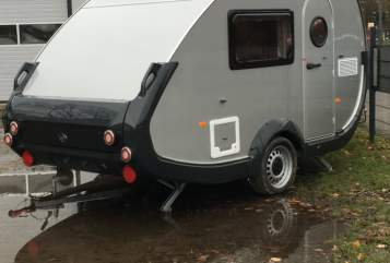 Caravan Tabbert Elbecamper in Hamburg huren van particulier