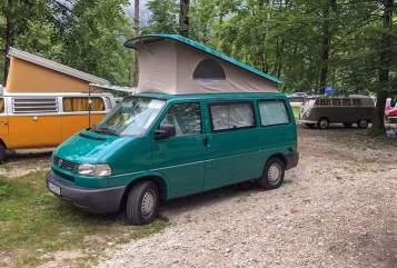 Kampeerbus Volkswagen DoPo in Dortmund huren van particulier