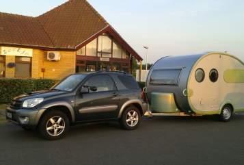 Caravan Knaus Tabbert Miss Elli in Aachen huren van particulier