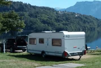 Caravan Knaus Große Freiheit in Eutin huren van particulier