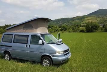 Kampeerbus Volkswagen Kalea in Zwingenberg huren van particulier
