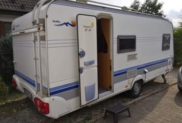 Caravan Hobby Michel in Rinteln huren van particulier