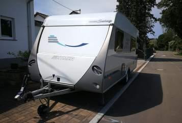 Caravan Hymer Hymer mit Klima in Kirchheim unter Teck huren van particulier