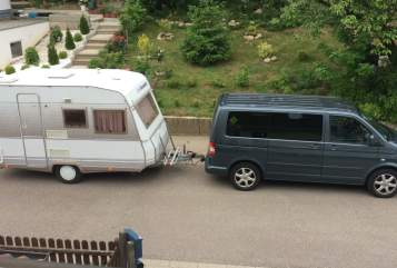 Caravan Dethleffs Jedone in Ostelsheim huren van particulier