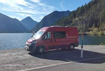 "Buscamper Fiat Ducato ""Hope"" in Vohenstrauß huren van particulier"
