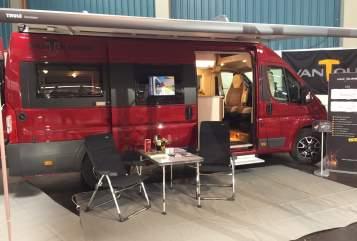 Buscamper Vantourer VT630_2019 in Weißenhorn huren van particulier