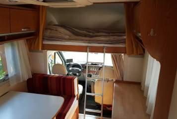 Alkoof Ford Transit Erwin in Altlandsberg huren van particulier