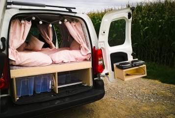 Overige Peugeot Panther - Endless Summer Mobil in Besigheim huren van particulier