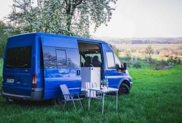 Buscamper Ford Smörre in Bovenden huren van particulier
