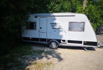 Caravan Hymer Mia's Liebling in Günzburg huren van particulier
