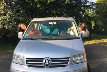 Kampeerbus Volkswagen De Büs in Denzlingen huren van particulier