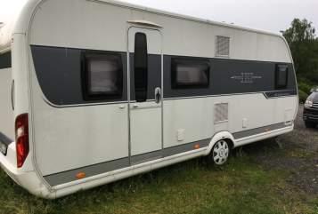 Caravan Hobby MeinTraumurlaub in Hückeswagen huren van particulier