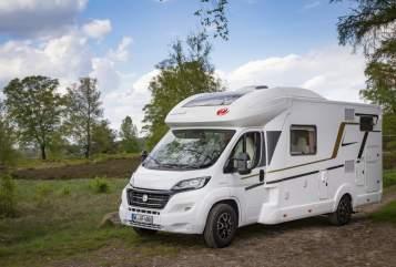 Halfintegraal Euro Mobil Heidemobil in Asendorf huren van particulier
