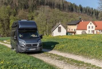Buscamper Weinsberg KNUT in Heuthen huren van particulier
