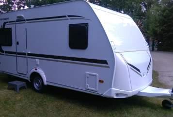 Caravan Knaus/ Weinsberg  Cara One *New* in Panketal huren van particulier