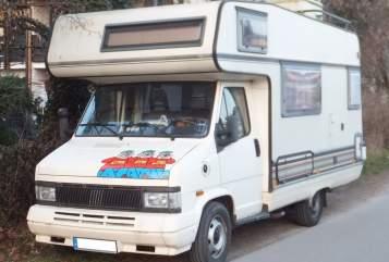 Alkoof Fiat Oskar in München huren van particulier