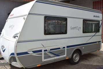 Caravan Dethlefs Summer Edition  in Antrifttal huren van particulier