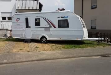 Caravan Bürstner  BlueSkye in Florstadt huren van particulier