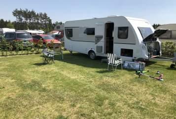 Caravan Knaus Knausi in Laatzen huren van particulier