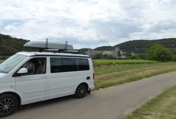 Kampeerbus VW Abenteurer in Schwabhausen huren van particulier