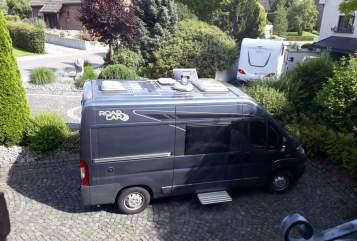 Buscamper Roadcar 540 Ducky in Aachen huren van particulier