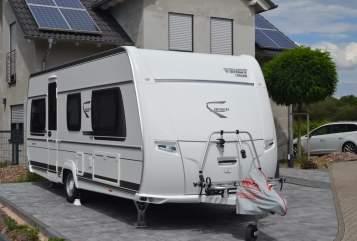 Caravan Fendt Fendt Bianco Selection 515SG in Rehlingen-Siersburg huren van particulier