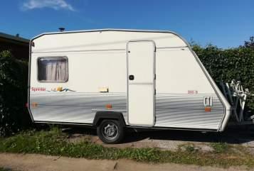 Caravan Beyerland  Emsil 2 in Eppenrod huren van particulier