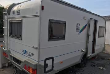 Caravan Knaus KnausEstar495TF in Bad Oldesloe huren van particulier