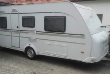 Caravan Weinsberg Ferienglück in Altfraunhofen huren van particulier