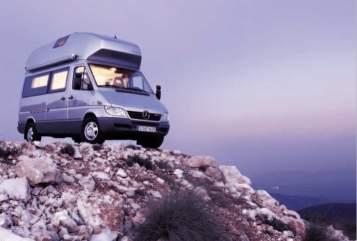 Buscamper Mercedes James in Seeshaupt huren van particulier