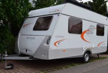 Caravan Hymer Eriba Living in Vohenstrauß huren van particulier