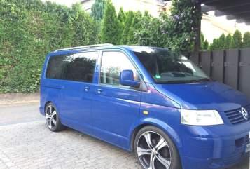 Kampeerbus VW Blue Box in Neumarkt i. d. OPf. huren van particulier