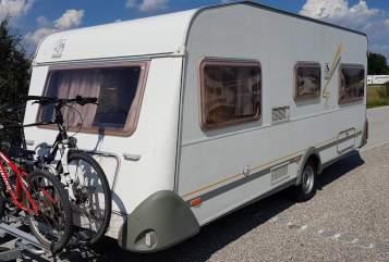 Caravan Knaus Südburg in Duisburg huren van particulier
