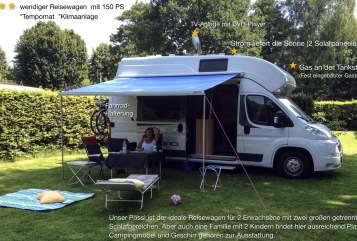 Buscamper Citroen Winwin in Nienhagen huren van particulier
