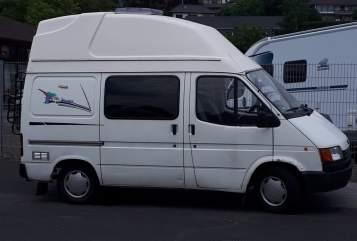 Kampeerbus Ford Sommerrresidenz in Leverkusen huren van particulier