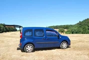 Overige Renault Kangoo in Haan huren van particulier