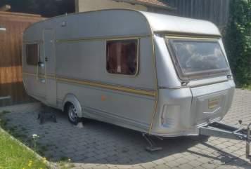 Caravan Tabbert Royal Tabbert  in Sauerlach huren van particulier