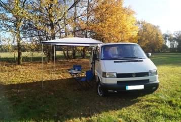Kampeerbus VW Sherlock Holmes in Ludwigsfelde huren van particulier