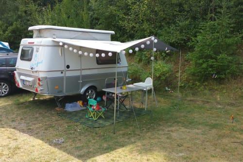 Caravan Hymer  Cara in Paderborn huren van particulier