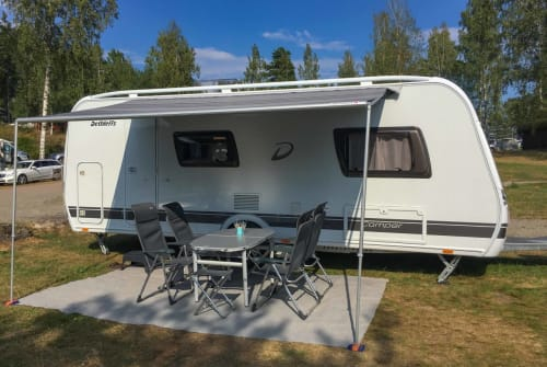Caravan Dethleffs Camper in Wernau (Neckar) huren van particulier