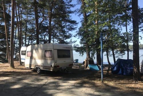 Caravan Dehtleffs -* Campfire *- in Rötha huren van particulier