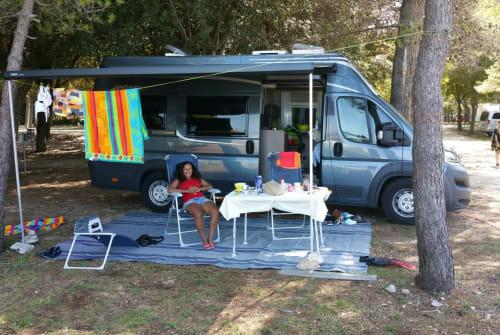 Buscamper Citröen AllgäuCruiser in Buchloe huren van particulier