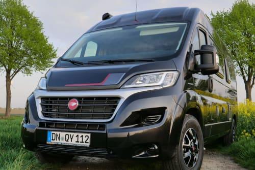 Buscamper Roller Team WeberMobil in Köln huren van particulier