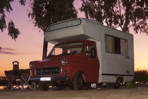 Alkoof Ford Transit mk1 Rote Zora in Schopfheim huren van particulier