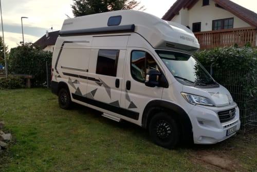 Buscamper Weinsberg Carabus Cityplus Autark in Appenweier huren van particulier