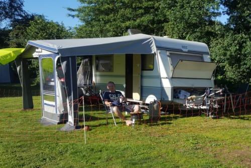 Caravan Thrun-Eicker Bummel in Wardenburg huren van particulier
