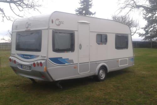 Caravan TEC Rudi in Dippoldiswalde huren van particulier